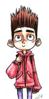 ParaNORMAN by MonaLuffy