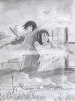 kumo on mukou by hirayama285002