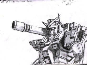 Gundam Full A by hirayama285002