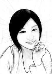 sketch to friends by hirayama285002