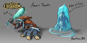 Arctic Trundle by He-st