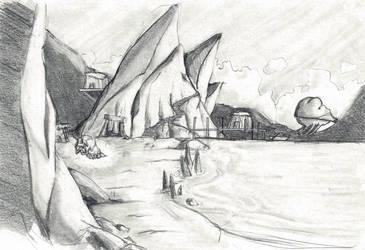 Bandit hideout crick by Scarnor