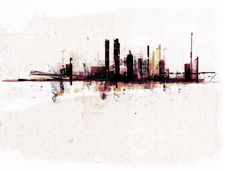 dirty city by muskawo