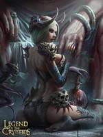 Byrdy, Confidant of Satan Normal by ZeenChin