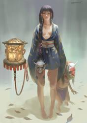 Lantern by ZeenChin