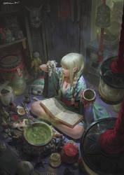Theurgy by ZeenChin