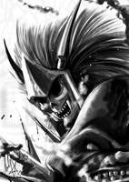 GARUDA - Street Fighter EX plus alpha by Sabnock