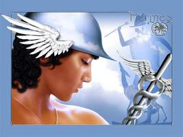 Hermes by iizzard