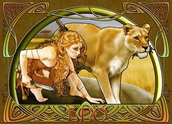 Leo by iizzard