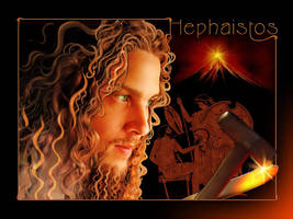 Hephaistos by iizzard