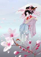 Sakura by iizzard