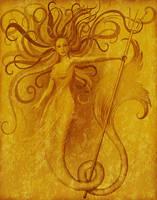 Yellow Siren by iizzard