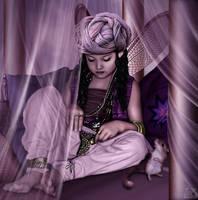 Fairy Floss by iizzard