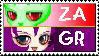 ZAGR Stamp by AmandaTaylor