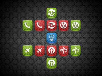 illumine sunburst extra icons by Busterben