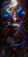 Queen of Chaos by edenfox