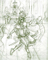 The upstart prince. by merriya