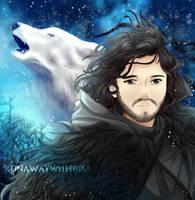 Jon Snow by runawaywithyou