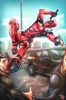Deadpool by VadimLityuk