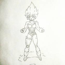 Power Beyond a Super Saiyan?... by unionjake