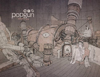 popgun vol 1 inside cover 1 by somefield