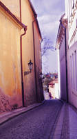 Down the Alleway I by TheDonQuixotic