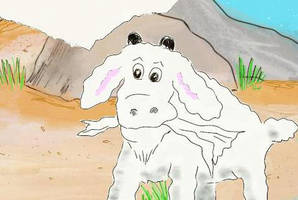 Crazy Goat by furocious-studios