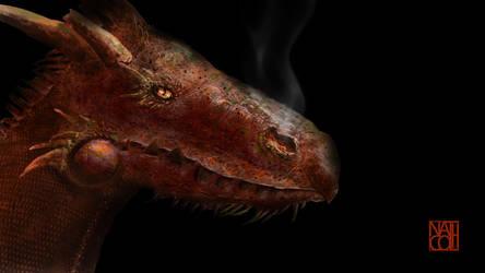 Dragon by Natah1