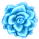 Misc Icon - 005 Rose Cyan