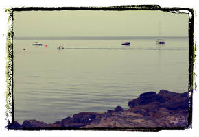Scottish Sea by Snapshooter
