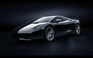 Lamborghini Black by MUCK-ONE