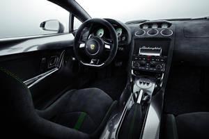 Lamborghini Interior by MUCK-ONE