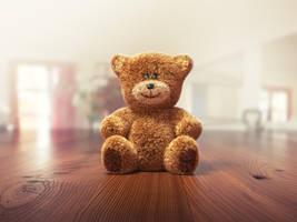 Teddybear by MUCK-ONE