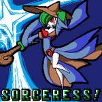 Gardevoir Sorceress by GreyDirect