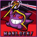 Warlock Gengar by GreyDirect