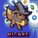 Eevee Wizard by GreyDirect
