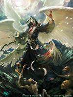 Lucifer by crow-god