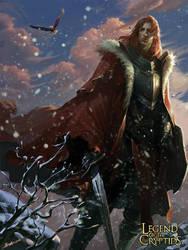 Gawain 01 by crow-god