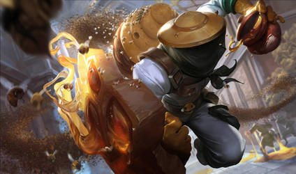 Bees Keeper Singed by crow-god