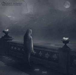 Night Sadness by RonnieBret