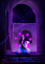 Fairy And The Pink Light by RonnieBret