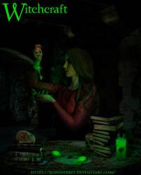 Witchcraft by RonnieBret