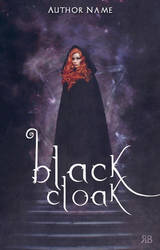 Black Cloak Cover by RonnieBret
