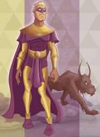 Watchmen Ozymandias by jusscope