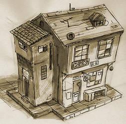 Buildings Yo by jusscope