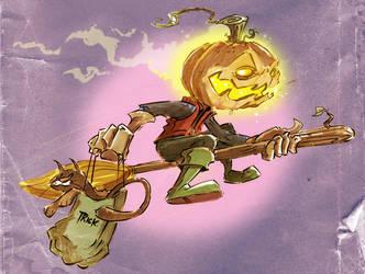 Halloweenies by jusscope