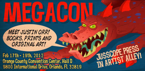 Orlando Megacon by jusscope