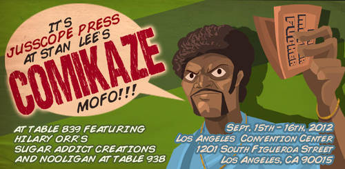 Stan Lee's Comikaze by jusscope