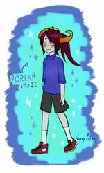 Dorian Nixxie by akahirashiro