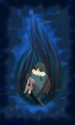Dark Blue  by akahirashiro